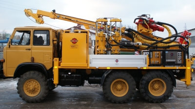 Geological drilling rig H30S type
