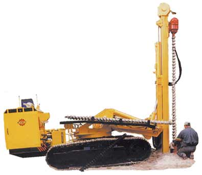 WG-25 Caterpillar drilling rig