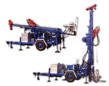 Well drilling rig Hydro-50 type